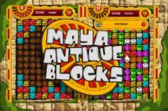 free iPhone app Antique Blocks