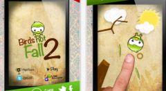 free iPhone app Birds not fall 2