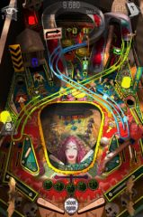 free iPhone app Real Pinball - Vampire