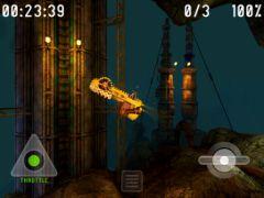 free iPhone app Gyro13 – Freeride HD