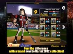 free iPhone app HOMERUN BATTLE 3D