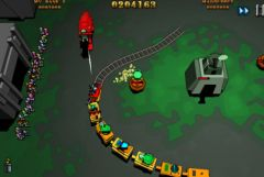 free iPhone app Train Defense