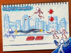 free iPhone app Sketchman HD