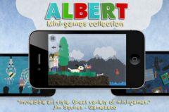 free iPhone app Albert