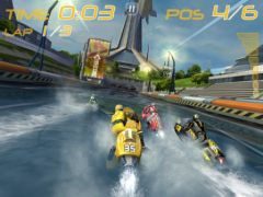 free iPhone app Riptide GP