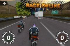 free iPhone app Highway Rider