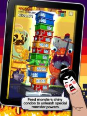 free iPhone app Monsters Ate My Condo