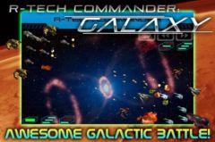 free iPhone app R-Tech Commander: Galaxy XD