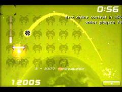 free iPhone app StarDunk Gold - Online Basketball in Space