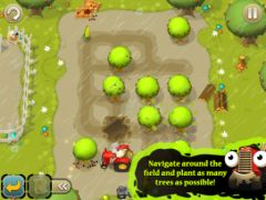 free iPhone app Tractor Trails