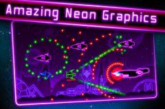 free iPhone app Neon Wars