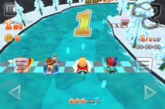free iPhone app AquaBoat Rush