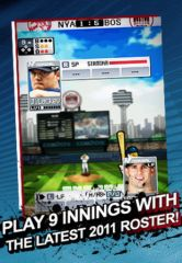 free iPhone app Play with all 30 Major League teams and 800+ actual Major Leaguers with the new MLB seasons schedule