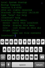 free iPhone app Hack RUN
