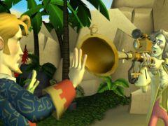 free iPhone app Monkey Island Tales 1 HD