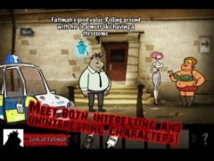 free iPhone app HECTOR: Ep1 HD – We Negotiate with Terrorists