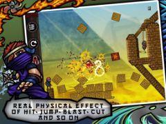 free iPhone app Sough Ninja