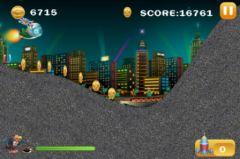 free iPhone app Penguin Wings 2