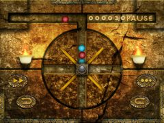 free iPhone app Aztec Magic Ball HD