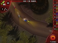 free iPhone app Simple Racing HD