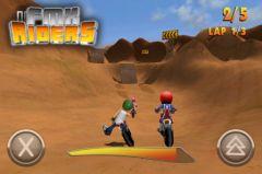 free iPhone app FMX Rider