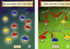 free iPhone app Magical Forest