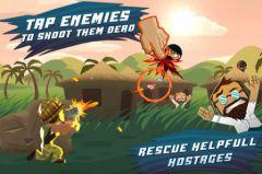free iPhone app Major Mayhem