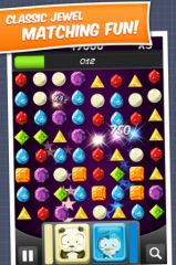 free iPhone app Jewels with Buddies
