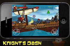 free iPhone app Knight