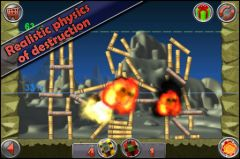 free iPhone app Demolition Master: Project Implode All