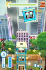 free iPhone app Tower Bloxx Deluxe 3D