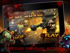 free iPhone app Call of Mini: Last Stand