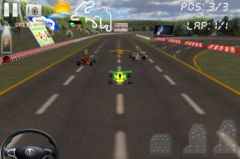 free iPhone app Circuit Racer 2