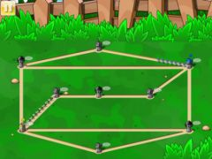 free iPhone app Bees vs. Ants HD