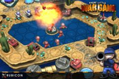 free iPhone app Great Little War Game