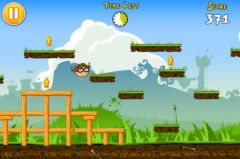 free iPhone app ABBA~BOLA MAZE: New Action Puzzle!