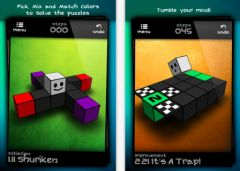 free iPhone app Qvoid