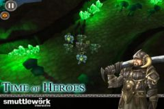 free iPhone app Time of Heroes