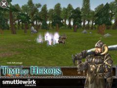 free iPhone app Time of Heroes