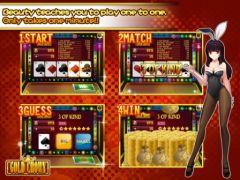 free iPhone app Gold Crown Video Poker HD