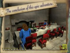 free iPhone app Versailles 2 - Part 3 HD
