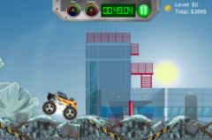 free iPhone app Ramp Racer