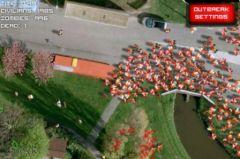 free iPhone app Zombie Outbreak Simulator