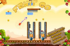 free iPhone app Fruit Go!
