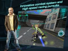 free iPhone app Protoxide: Death Race