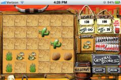 free iPhone app Boom Town HD