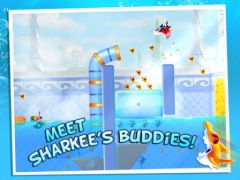 free iPhone app Shark Dash