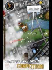 free iPhone app Sky Gnomes