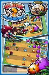 free iPhone app Slime vs. Mushroom2