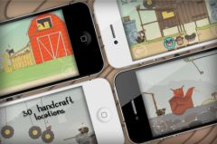 free iPhone app The Sheeps